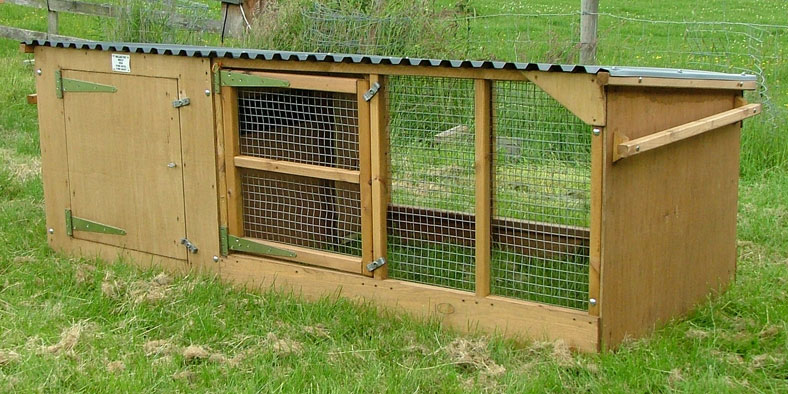 Fewcott Single Tier Poultry Unit