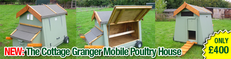 Mobile Poultry House