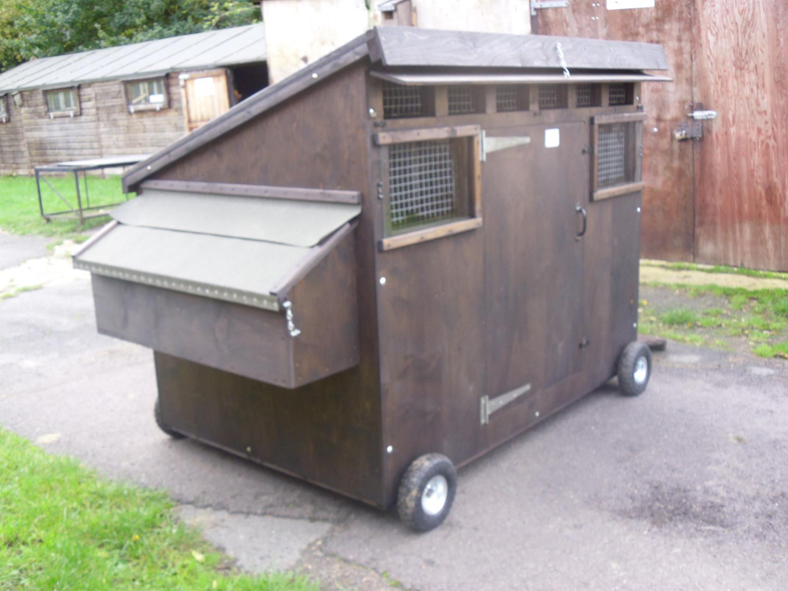 The Oxford Mobile Poultry House 2