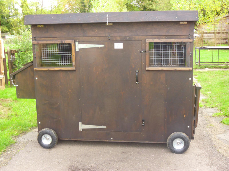 The Oxford Mobile Poultry House 5